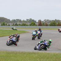 Toni Elías se reencuentra con el podio en MotoAmerica en otro doblete más para Cameron Beaubier