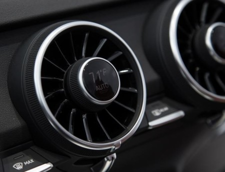 Salida aire Audi TT 2014
