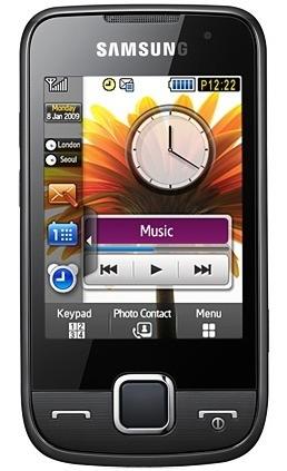 Samsung S5600, pantalla táctil de bajo coste