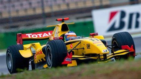 GP2 Bélgica 2010: Romain Grosjean sustituirá a Ho Pin Tung en el equipo DAMS