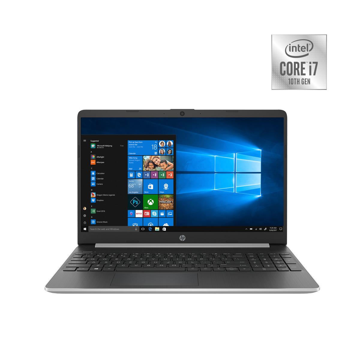 Trabajar mejor es trabajar más. El HP 15s-fq1012ns auna ligereza y buen rendimiento, ofreciendo un procesador Core i7, 8 GB de RAM y una SSD de 512 GB en formato de 15 pulgadas para que las labores diarias nunca se te hagan cuesta arriba. Y hasta puede ejecutar algunos indies gracias a sus gráficos Iris Plus.
