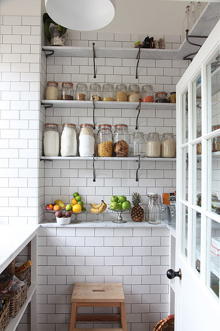 Open Kitchen Pantry Ideas 3 8059