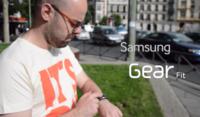 Samsung Gear Fit, análisis