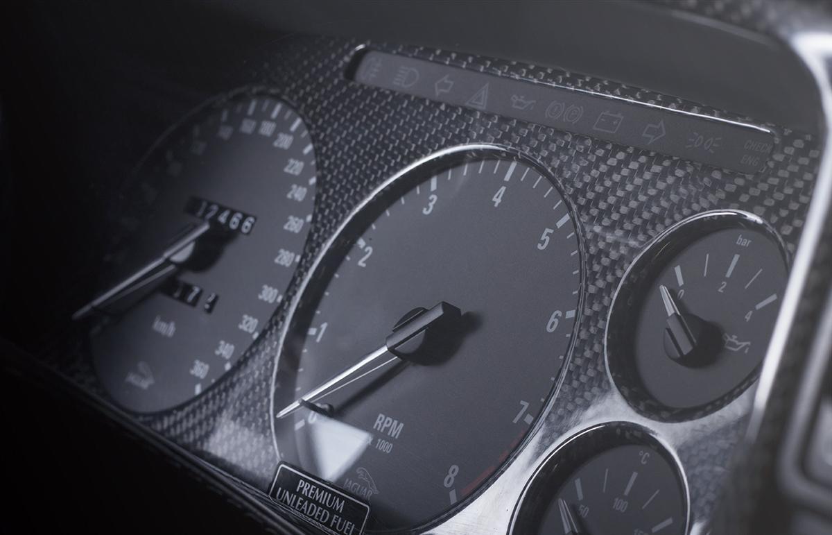 Foto de Jaguar XJ220 por Overdrive AD (12/21)