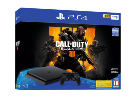 PS4 Call of Duty Black Ops 4 Black Friday