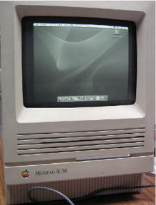 Cómo meter un Mac mini en un Mac SE/30