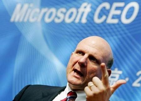 Ballmer dejará su puesto de CEO en Microsoft en 12 meses
