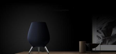 """Samsung presenta el Galaxy Home, su nuevo altavoz """"inteligente"""" que llegará con SmartThings y asistente de voz Bixby"""