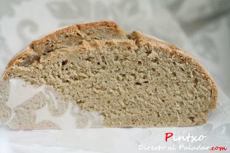 Receta de pan con harina recia