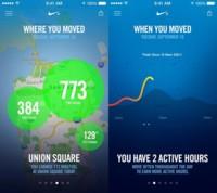 Nike+ Move aprovecha el chip M7 del iPhone 5s para convertir el teléfono en un cuantificador