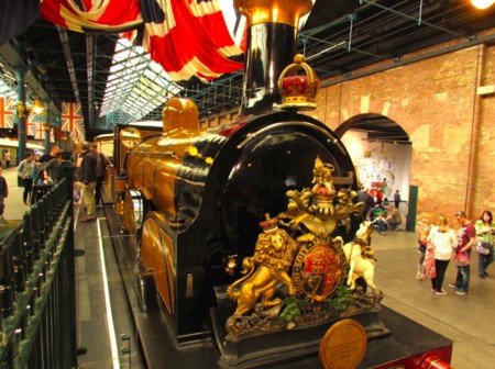 Cinco museos del ferrocarril para los amantes de los viajes