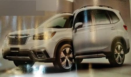 ¡Filtrado! El nuevo Subaru Forester ya vive sobre el papel