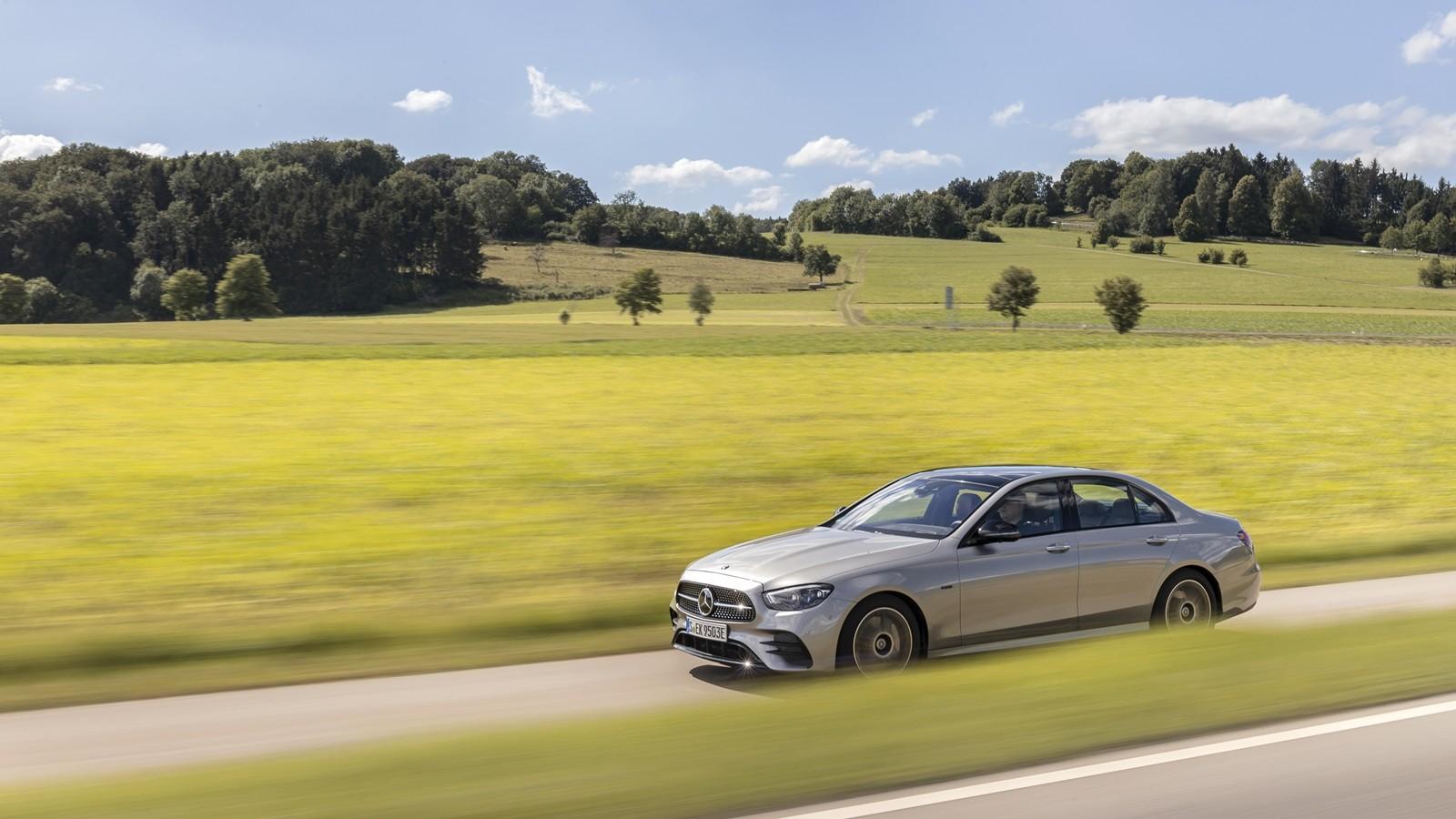 Foto de Mercedes-Benz Clase E 2020, prueba contacto (63/135)