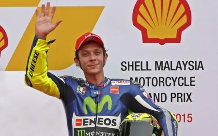 Valentino Rossi Motogp Malasia 2015