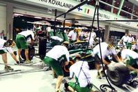 GP de Singapur de Fórmula 1. Los Red Bull siguen delante del pelotón de candidatos para el titulo