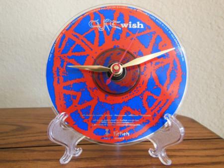Cd Clock 5
