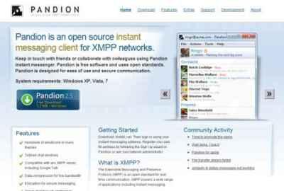 Vuelve Pandion, ahora bajo licencia GPLv3