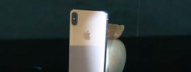 El iPhone XS de 512 GB está disponible en Amazon a su precio mínimo histórico: 1.077,98 euros