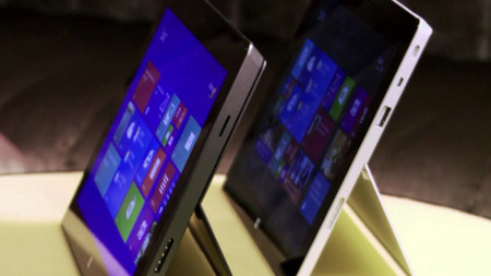 Vuelven los rumores sobre Surface Mini: 8 pulgadas y tecnología estilo Kinect incorporada