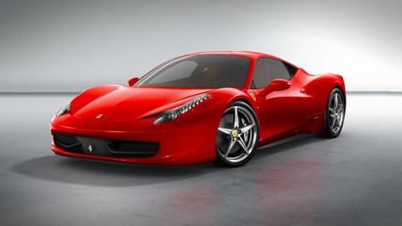 Ferrari 458 Italia Subasta Internet 2