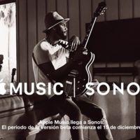 Apple Music se podrá escuchar desde los altavoces Sonos a partir del 15 de diciembre