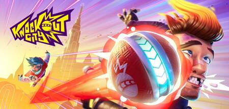 Varios partidos después con Knockout City, esto es lo que me parece la reinterpretación del balón prisionero según Electronic Arts