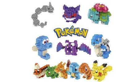 Figuras Lego Pokemon