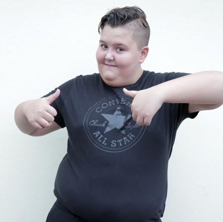 """Un niño con obesidad se niega a comer sano porque dice que """"le van a arruinar la infancia"""""""