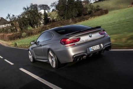 Manhart Racing BMW M6 Coupé MH6