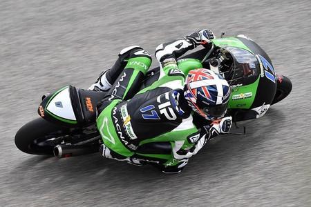 John Mcphee Gp Alemania Moto3 2018