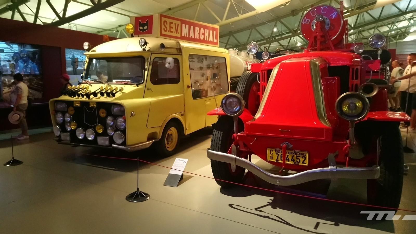 Foto de Museo de las 24 Horas de Le Mans (vista general) (20/23)