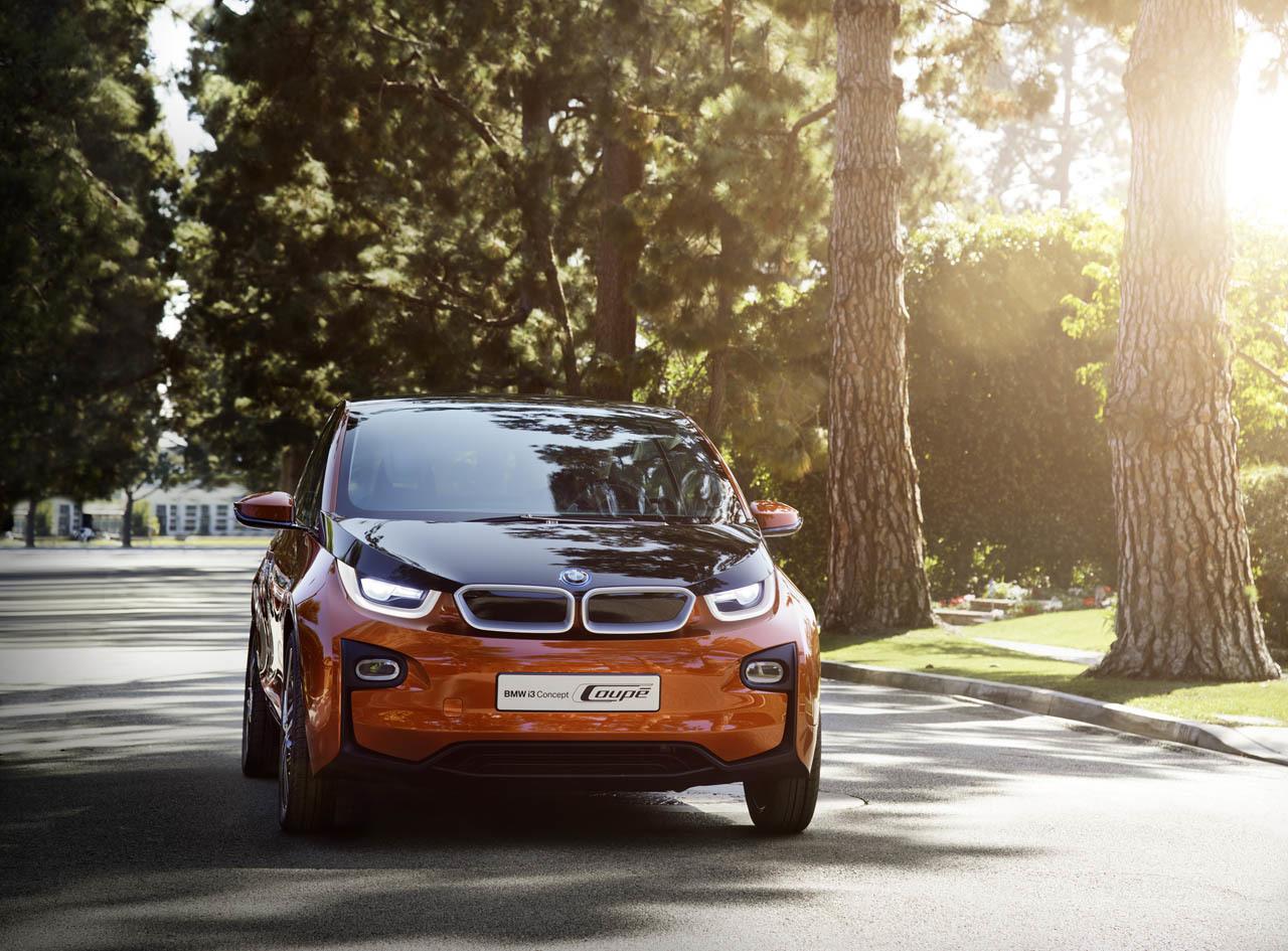 Foto de BMW i3 Concept Coupé (19/25)