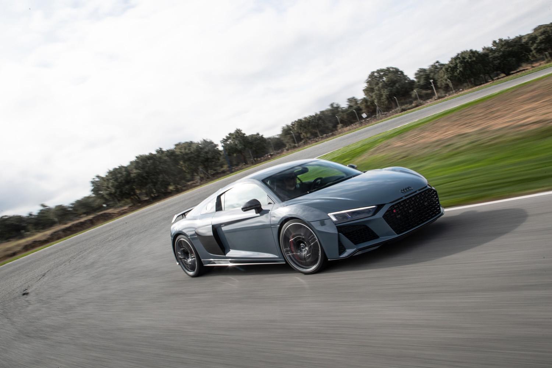 Foto de Audi R8 2019, toma de contacto (124/188)