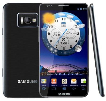 El Samsung Galaxy S III podría apostar por el 3D