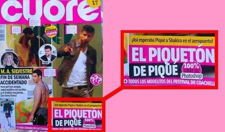 Trending Topics Moments: #piqueton, Gerard Piqué marcando algo más que estilo