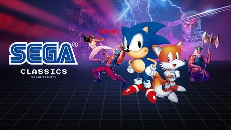 Los clasicazos de la Mega Drive ya se juegan en Amazon Fire TV con SEGA Classics