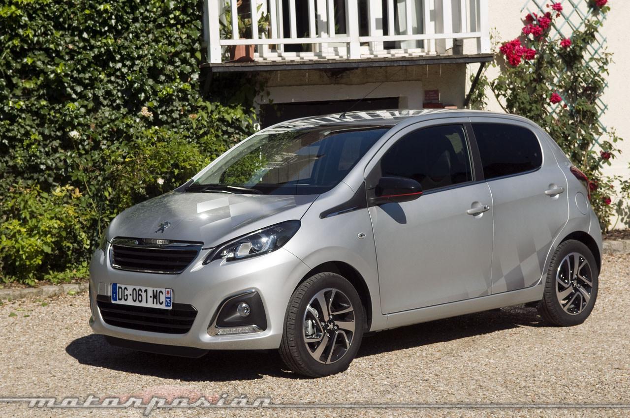 Peugeot 108 (toma de contacto)