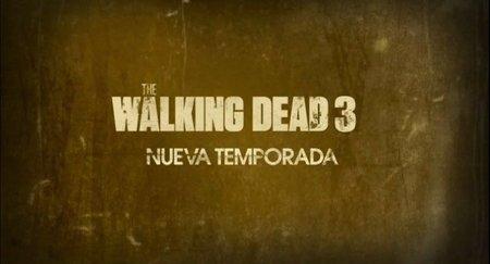 Por fin ya tenemos tráiler y fecha de estreno de la tercera temporada de 'The Walking Dead'