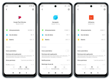 Xiaomi Redmi Note 9 Pro 04 Apps Eliminar
