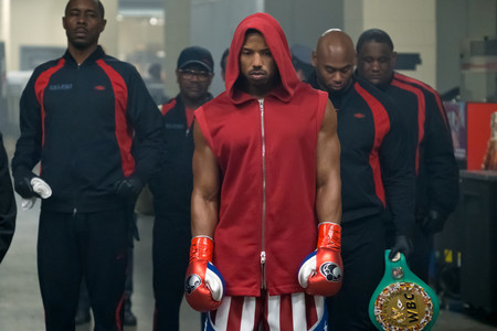 Creed 2 Michael B Jordan