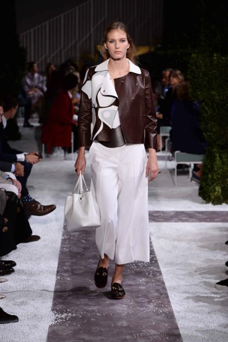 Alessandra Facchinetti y Tod's presentan su próxima colección para la temporada estival del 2015
