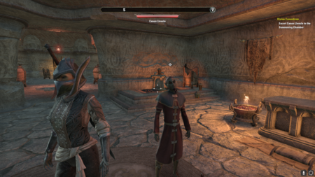 Inicio de Morrowind