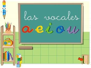 Aprende de manera divertida las vocales