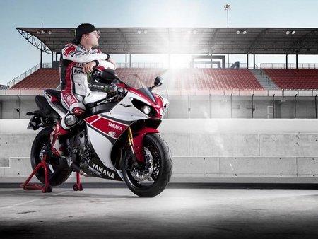 Yamaha YZF-R1 2012 edición 50 aniversario, imágenes oficiales