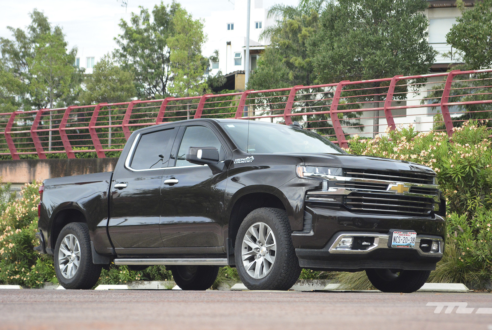 Foto de Chevrolet Cheyenne 2019 (prueba) (3/22)