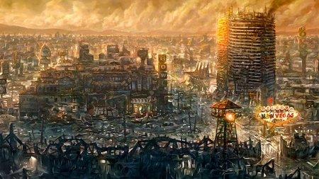 'Fallout: New Vegas' y su explosivo tráiler [E3 2010]