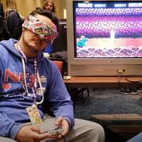 La fase de la moto del Battletoads de NES es tan fácil que hay dos personas que se la pasaron a ciegas jugando a dobles