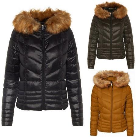 Prepárate para el frío con esta chaqueta acolchada de Vero Moda por 29,99 euros y envío gratis