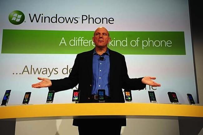 Steve Ballmer - móviles
