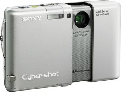 PMA2007: Sony Cyber-shot DSC-G1